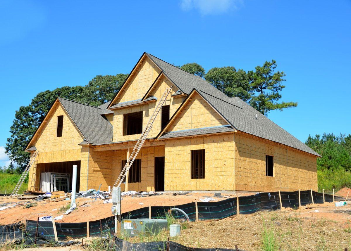 Ściśle z bieżącymi nakazami nowo konstruowane domy muszą być ekonomiczne.